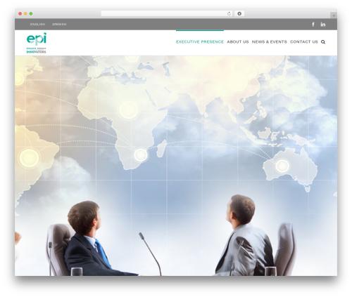 Avada top WordPress theme - epinnovators.com