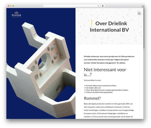 Beryl WordPress free download - drielink.com