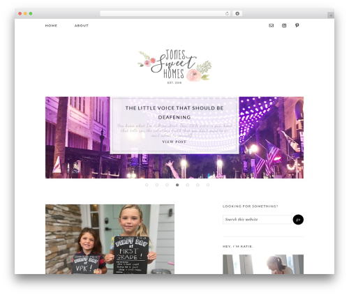 Elle top WordPress theme - jshdesigncompany.com