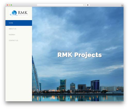 Template WordPress Toranj (shared on wplocker.com) - rmkproject.com