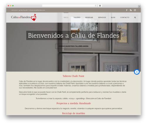 Free WordPress Live Chat with Facebook Messenger plugin - caliudeflandes.com
