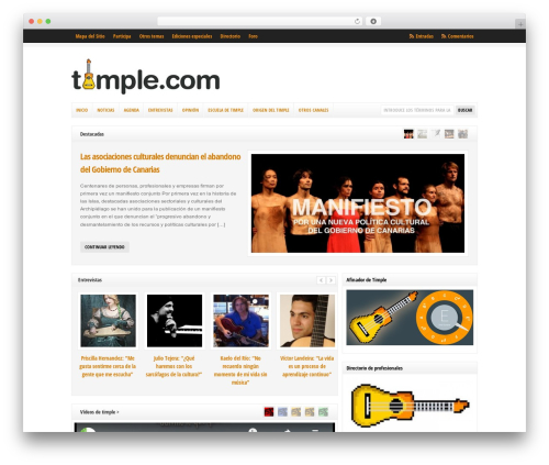 WordPress connections-market plugin - timple.com