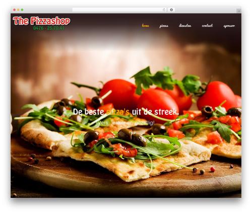 WordPress layersliderwp plugin - thepizzashop.be