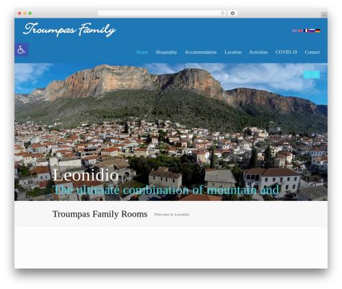 Reload WP theme - troumpasfamily.gr
