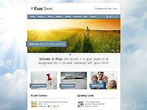 Risen best WordPress theme