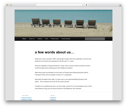 Twenty Eleven WordPress theme free download - tbocentral.com
