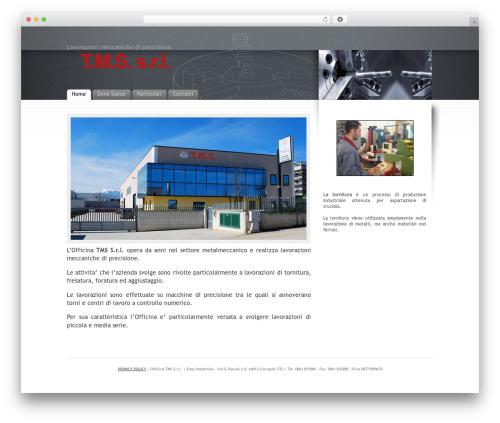 WP template Fusion - tmsmeccanica.it