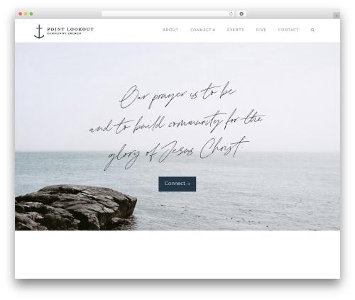 WordPress x-shortcodes plugin - theplcc.com