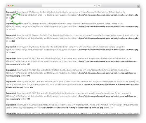 Businessx best WordPress template - secondchanceerie.com