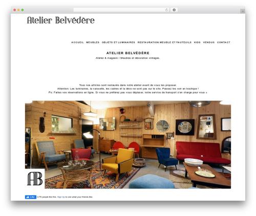 Free WordPress WooCommerce Custom Overlays plugin - atelierbelvedere.com