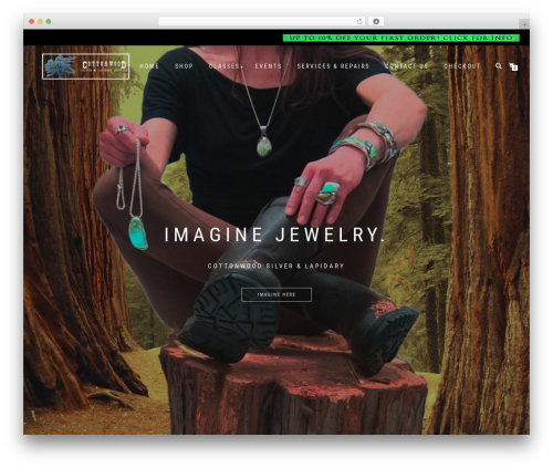 ShopIsle PRO WordPress ecommerce theme - cottonwoodsls.com