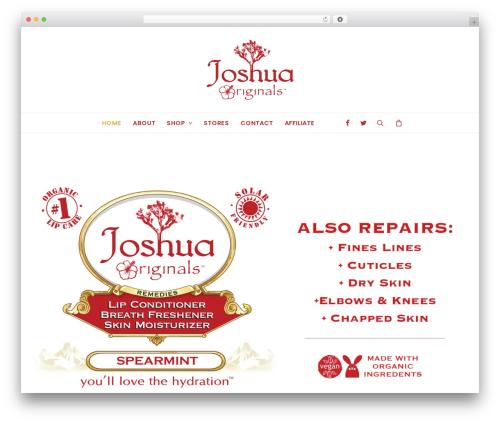 WordPress wordpress-store-locator plugin - joshuaoriginals.com