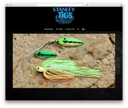 Mr. Tailor theme WordPress - fishstanley.com