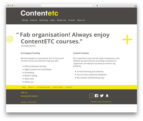 WordPress megamenu-pro plugin - contentetc.com