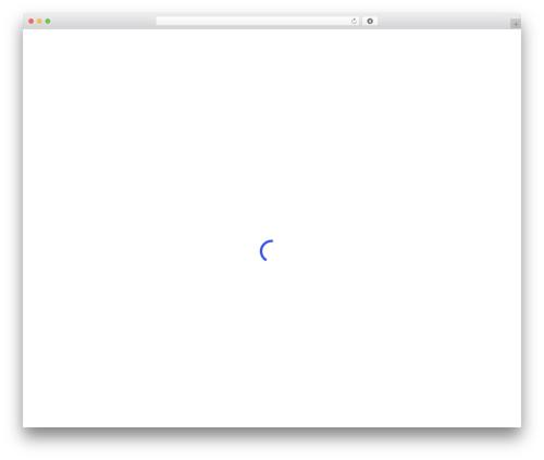 Salient best WordPress template - efithea.com