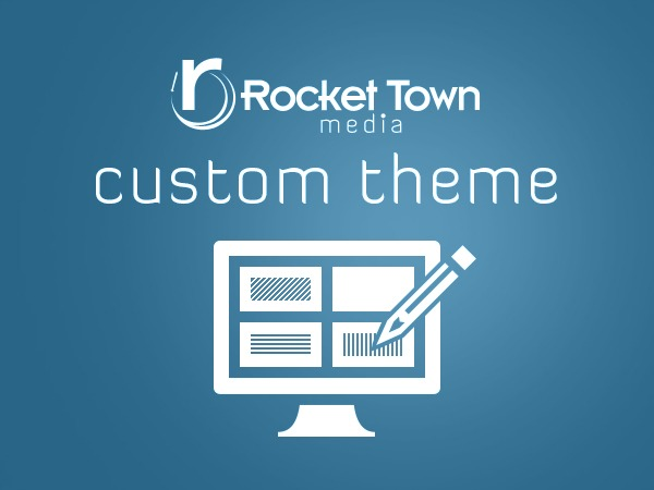 WP template RTM Custom Theme