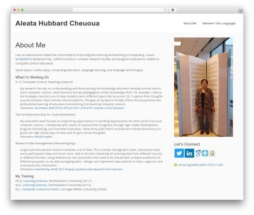 Basic Shop WordPress template free download - aleatahubbard.com