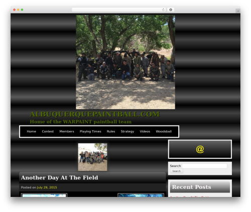 BW template WordPress - albuquerqueusedvehicles.com