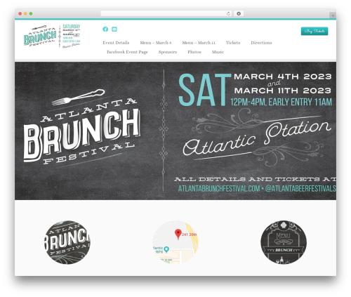 Customizr WordPress free download - atlantabrunchfestival.com