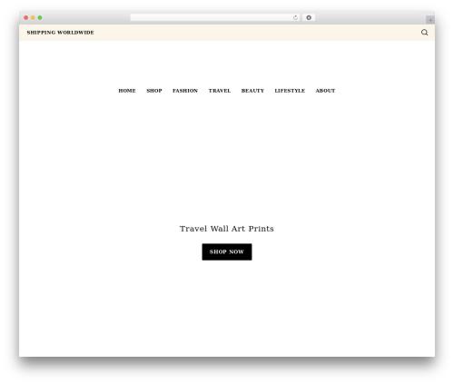 WordPress woocommerce-notification plugin - parischicstyle.com