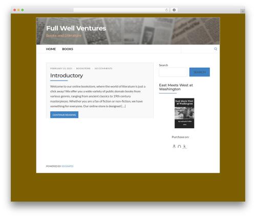 WordPress socrates-plugin plugin - fullwellventures.com