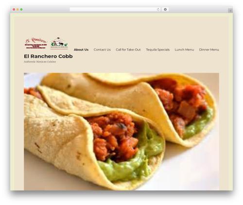 Free WordPress WP Simple Galleries plugin - elrancherocobb.com