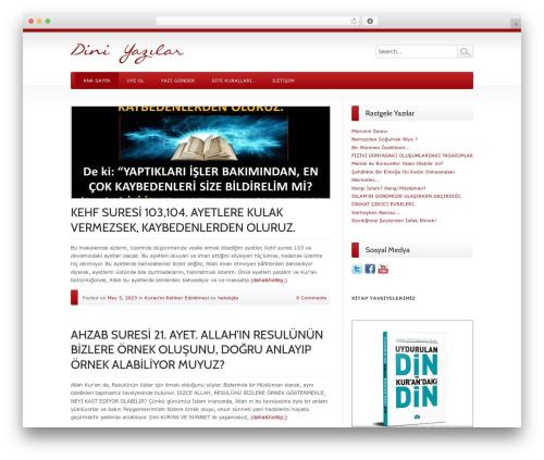 Free WordPress Frontend Post WordPress Plugin – AccessPress Anonymous Post plugin - diniyazilar.com