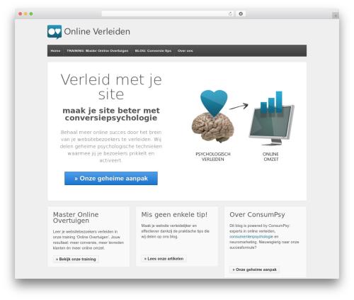 Responsive WordPress theme free download - onlineverleiden.nl