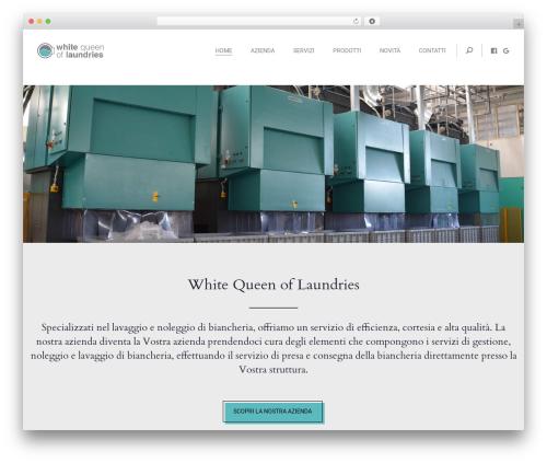 Template WordPress BARCH Theme - lavanderia-industriale.com