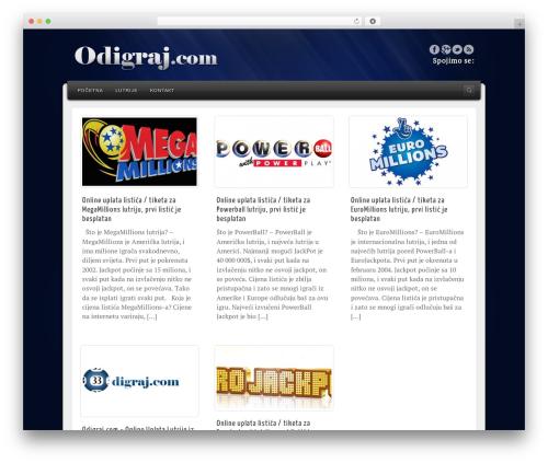 WordPress optin-ninja plugin - odigraj.com