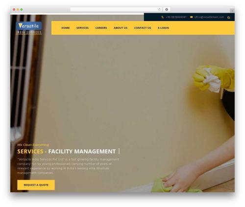Theme WordPress Consult - versatileteam.com