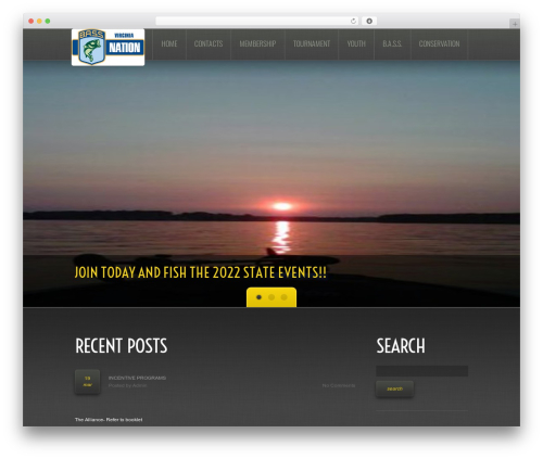theme1862 WordPress page template - vafederationnation.com