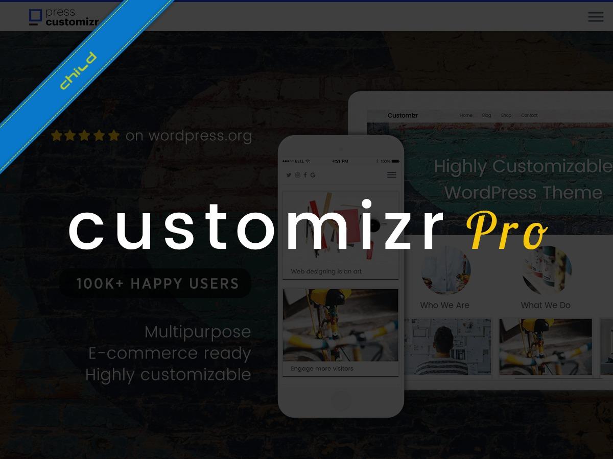 WordPress website template phdsigns-pro