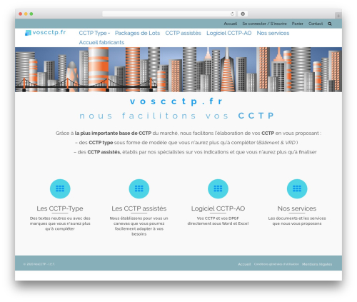 WP template Pinnacle - voscctp.fr