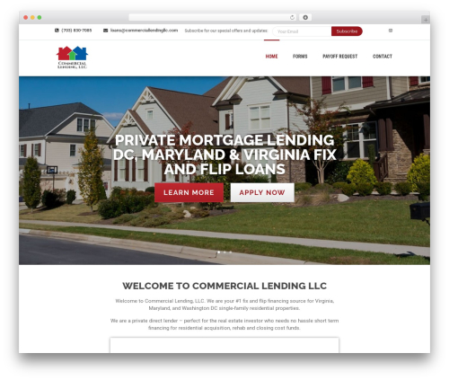 Client Theme best real estate website - commerciallendingllc.com