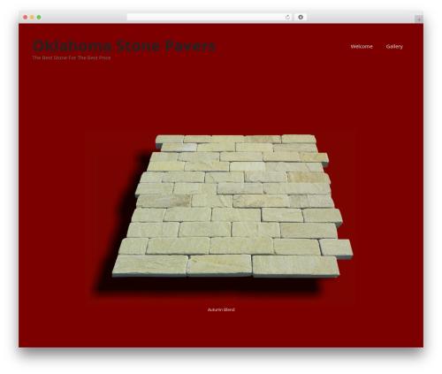 Theme WordPress GeneratePress - okpavers.com