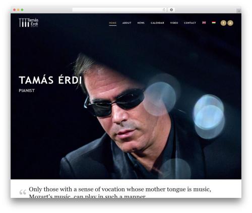 Edena WordPress video template - tamaserdi.com
