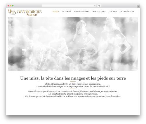 Recibo top WordPress theme - missaeronautique.com