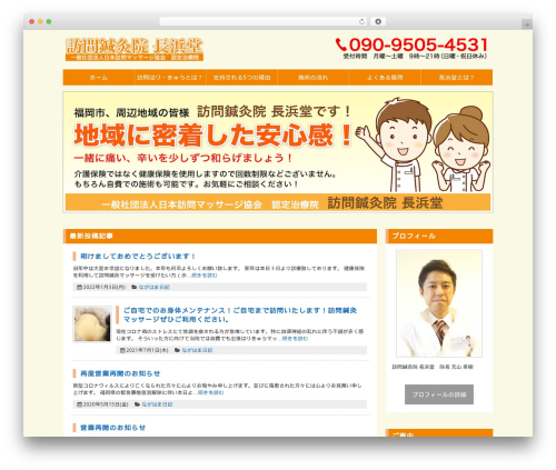 WordPress theme LP_Designer_2CR_Biz_v2.0 - shinkyuhoken.com