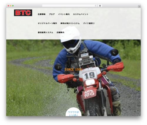 AGENT WP theme - btc1991.com