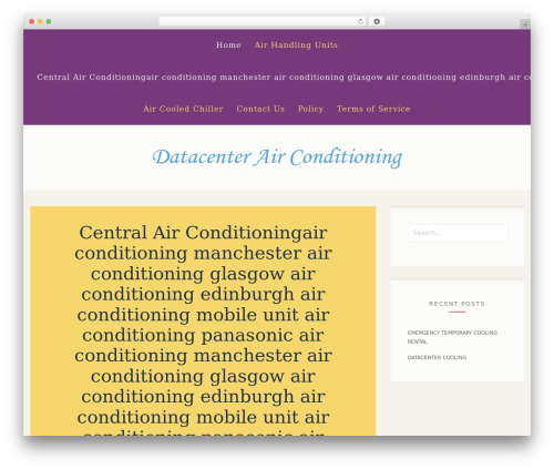Otzi Lite theme free download - datacenter-air-conditioning.com