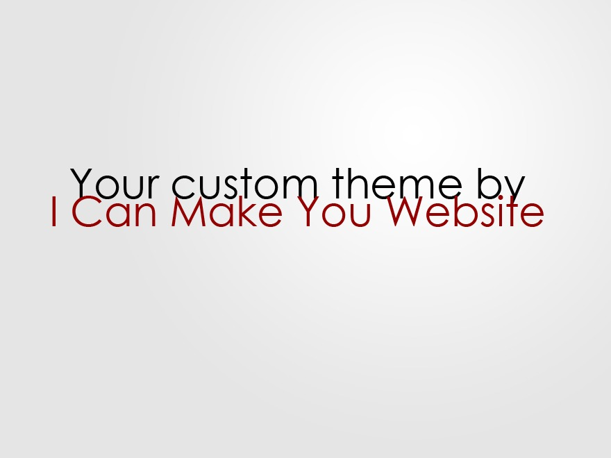 Grander business WordPress theme