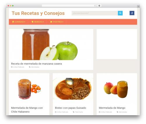 SociallyViral by MyThemeShop WordPress ecommerce template - tusrecetasyconsejos.com
