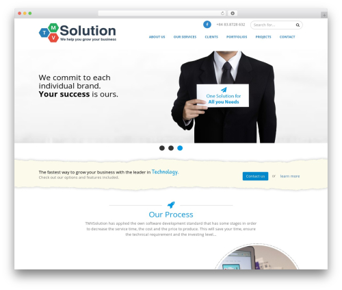 Free WordPress Contact Form 7 plugin - tmvsolution.com