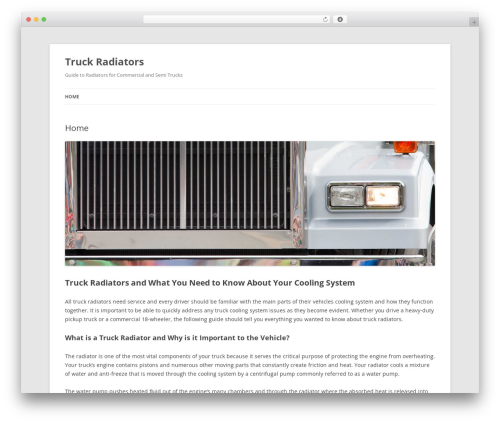 Free WordPress WP External Links (nofollow new tab seo) plugin - truckradiators.com