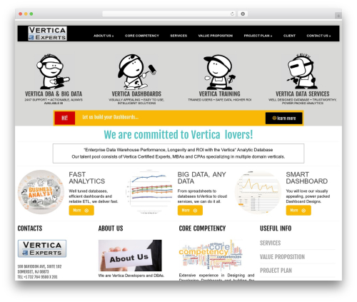 Free WordPress Easy Testimonials plugin - theverticateam.com