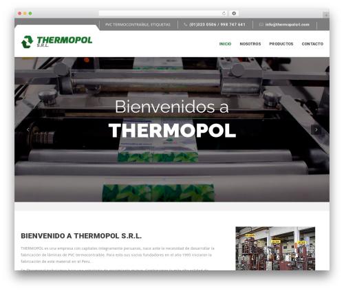 WordPress theme RepairWP - thermopolsrl.com