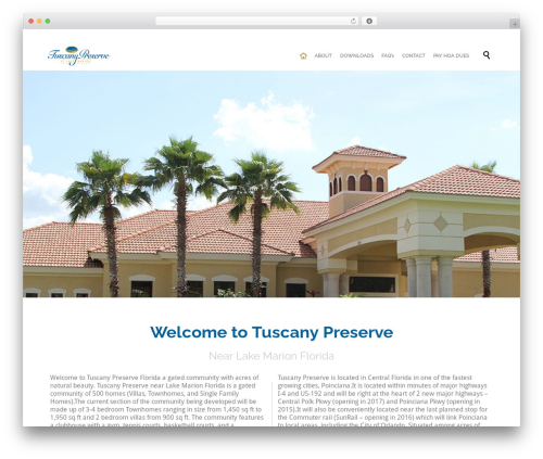 Free WordPress Seamless Donations plugin - tuscanypreservehoa.com