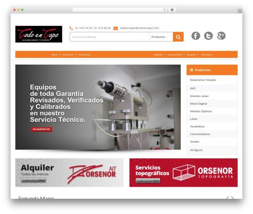 WP template Media Center - todoentopo.com