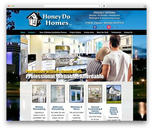 Divi best WordPress theme - honeydohomes.com